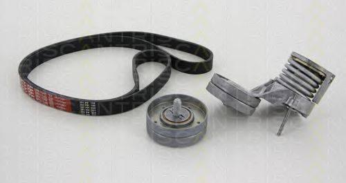 Поликлиновой ременный комплект TRISCAN 864229009