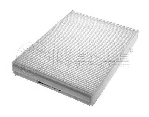 Фильтр, воздух во внутренном пространстве MEYLE 5123200005