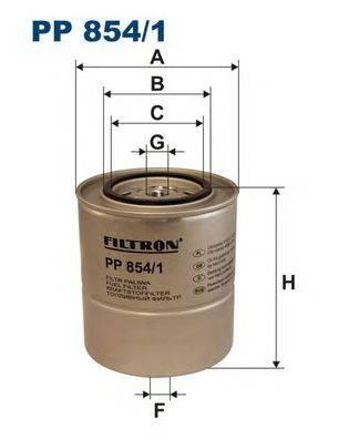 Топливный фильтр FILTRON PP8541
