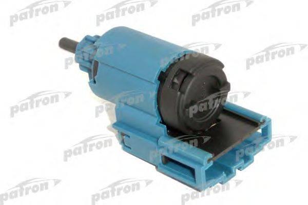 Выключатель фонаря сигнала торможения; Выключатель, привод сцепления (Tempomat); Выключатель, привод сцепления (управление двигателем) PATRON PE11018