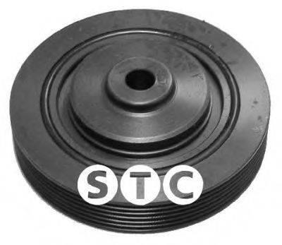 Ременный шкив, коленчатый вал STC T402849