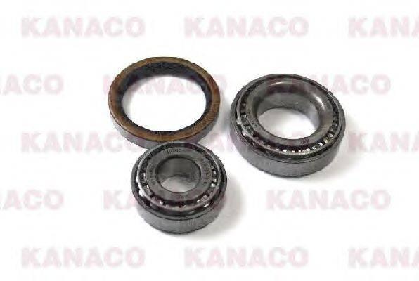 Комплект подшипника ступицы колеса KANACO H10514