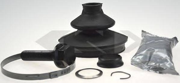 Комплект пылника, приводной вал LÖBRO 300322