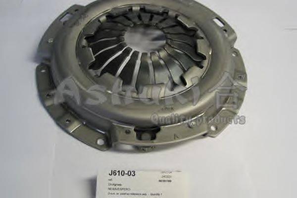 Нажимной диск сцепления ASHUKI J610-03