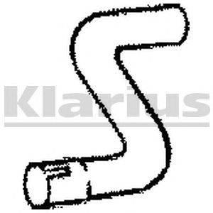 Труба выхлопного газа KLARIUS 110183