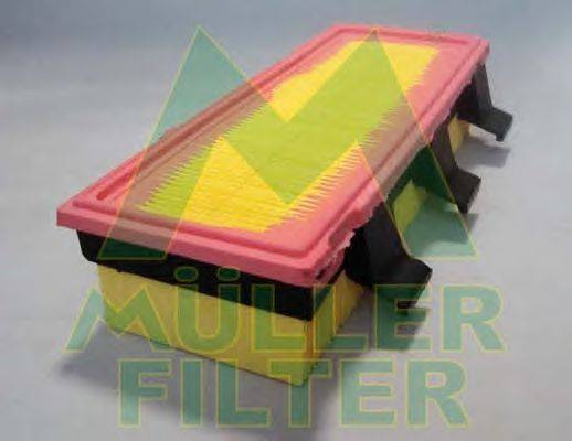 MULLER FILTER (НОМЕР: PA141) Воздушный фильтр