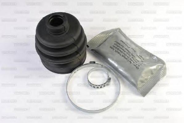 PASCAL (НОМЕР: G50001PC) Комплект пылника, приводной вал