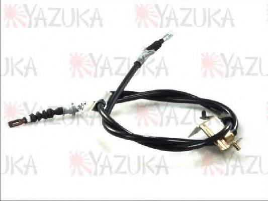 YAZUKA (НОМЕР: C71063) Трос, стояночная тормозная система