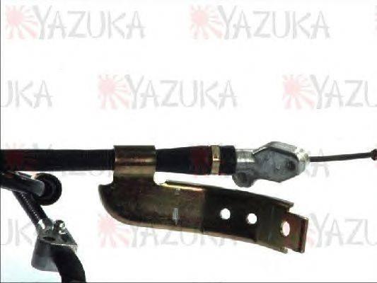 YAZUKA (НОМЕР: C72178) Трос, стояночная тормозная система