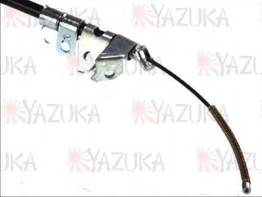 YAZUKA (НОМЕР: C72196) Трос, стояночная тормозная система