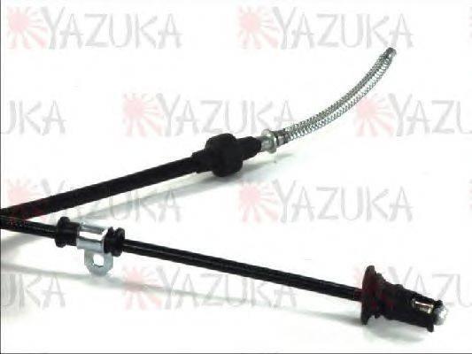 YAZUKA (НОМЕР: C75081) Трос, стояночная тормозная система
