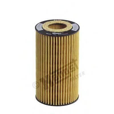 Масляный фильтр HENGST FILTER E11H D99