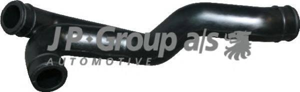 Шланг, вентиляция картера JP GROUP 1111152900