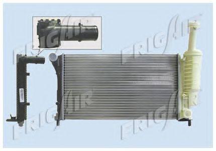 Радиатор, охлаждение двигателя FRIGAIR 0104.3130