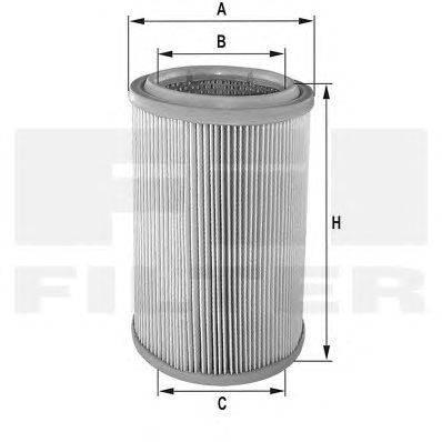 FIL FILTER (НОМЕР: HPU 4384) Воздушный фильтр