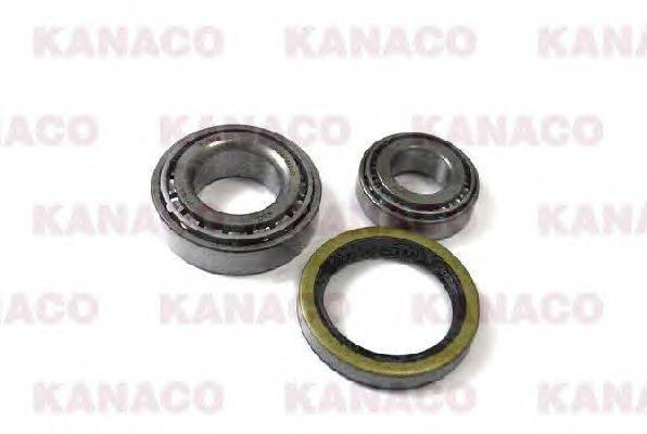 Комплект подшипника ступицы колеса KANACO H10301