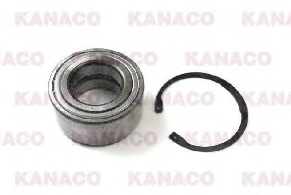 Комплект подшипника ступицы колеса KANACO H10314