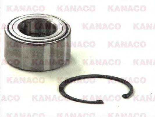 Комплект подшипника ступицы колеса KANACO H10509