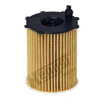 Масляный фильтр HENGST FILTER E1023H D232