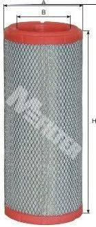Воздушный фильтр MFILTER A 1025