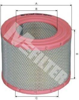 Воздушный фильтр MFILTER A531