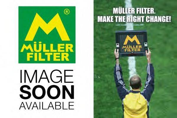 Фильтр, воздух во внутренном пространстве MULLER FILTER FK383x2