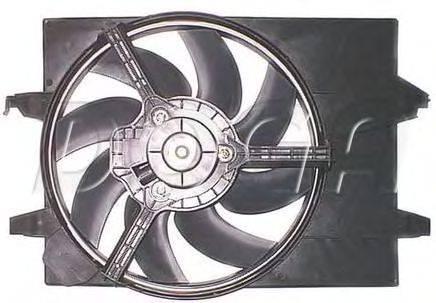 Вентилятор, охлаждение двигателя DOGA EFO026