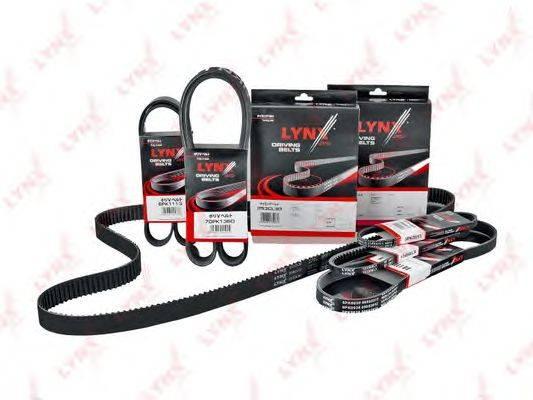 Поликлиновой ремень LYNXauto 6PK1078