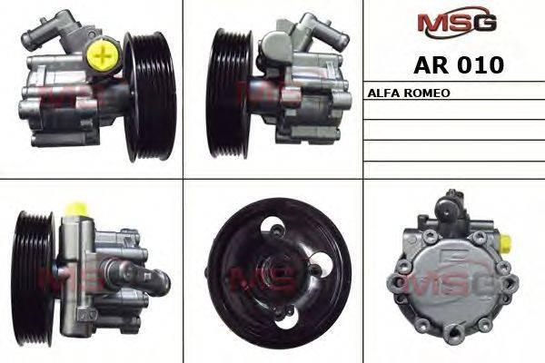 Гидравлический насос, рулевое управление MSG AR 010