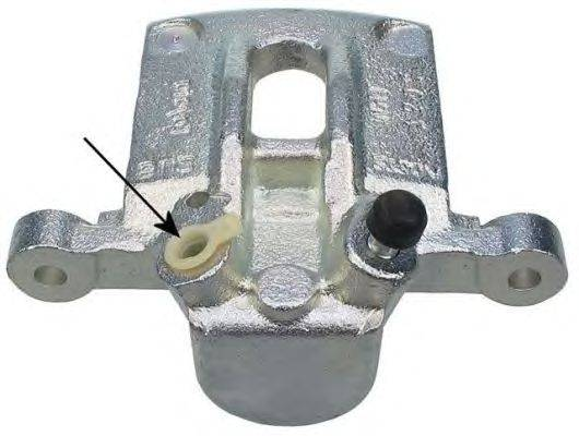 Тормозной суппорт HELLA PAGID 8AC 355 381-361