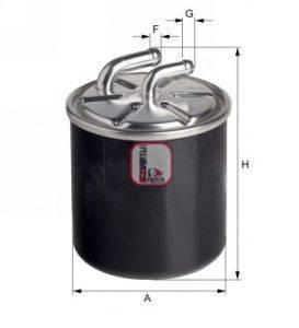 SOFIMA (НОМЕР: S 2320 NR) Топливный фильтр