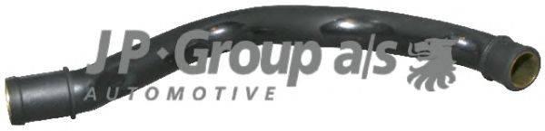 Шланг, вентиляция картера JP GROUP 1111152100