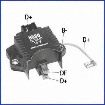 Регулятор генератора HÜCO 130340