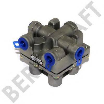 Клапан многоцикловой защиты BERGKRAFT BK1243110AS