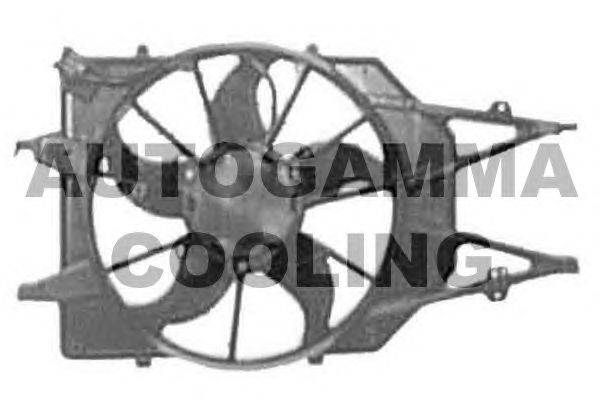 Вентилятор, охлаждение двигателя AUTOGAMMA GA201420