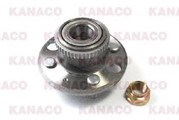 KANACO (НОМЕР: H24026) Комплект подшипника ступицы колеса