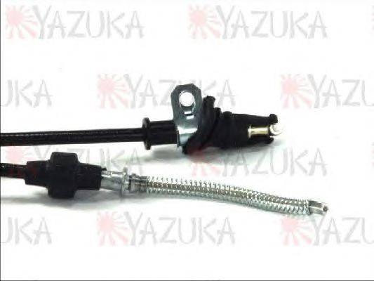 YAZUKA (НОМЕР: C75082) Трос, стояночная тормозная система