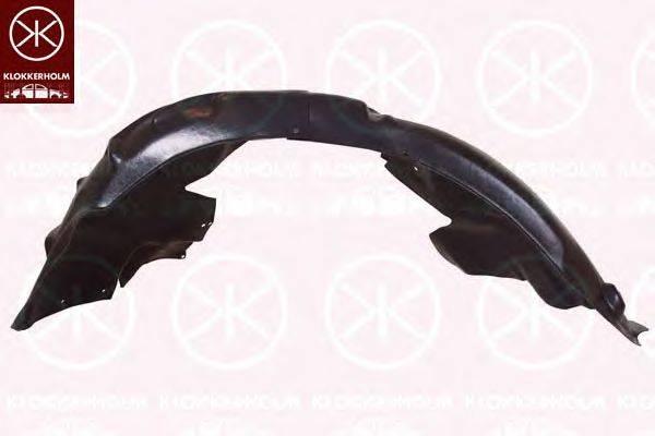 Обшивка, колесная ниша KLOKKERHOLM 0029387