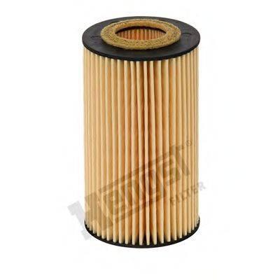 Масляный фильтр HENGST FILTER E11H D52