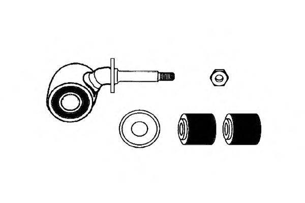 Ремкомплект, соединительная тяга стабилизатора OCAP 0181011-K