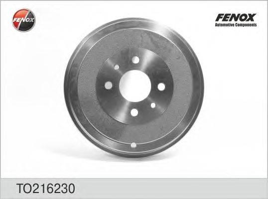 Тормозной барабан FENOX TO216230