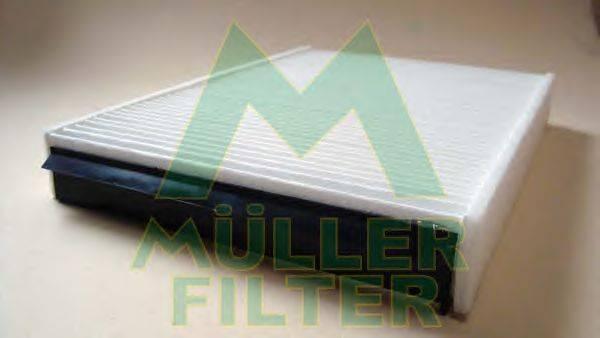 Фильтр, воздух во внутренном пространстве MULLER FILTER FC386