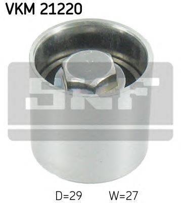 Паразитный / Ведущий ролик, зубчатый ремень SKF VKM 21220