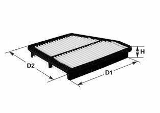 Воздушный фильтр CLEAN FILTERS MA3150