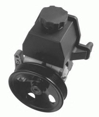Гидравлический насос, рулевое управление ZF Parts 2838 301