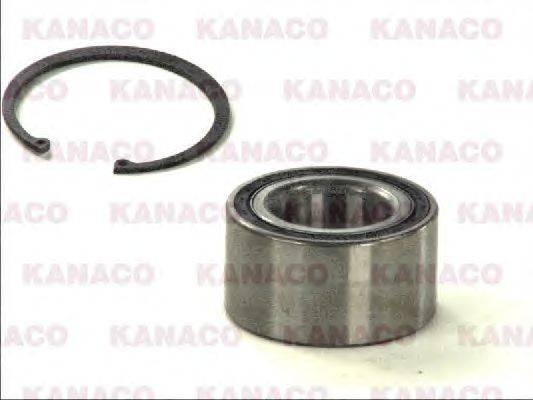 Комплект подшипника ступицы колеса KANACO H10505