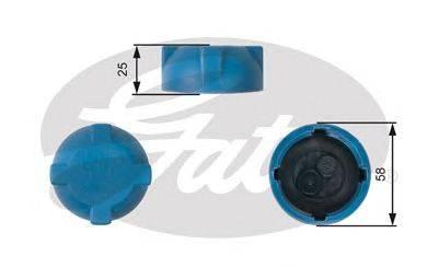 Крышка, резервуар охлаждающей жидкости GATES RC203