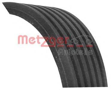Поликлиновой ремень METZGER 6PK1076