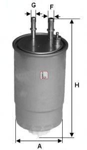 SOFIMA (НОМЕР: S 1ONE NR) Топливный фильтр
