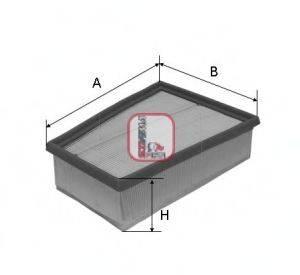 SOFIMA (НОМЕР: S 2032 A) Воздушный фильтр